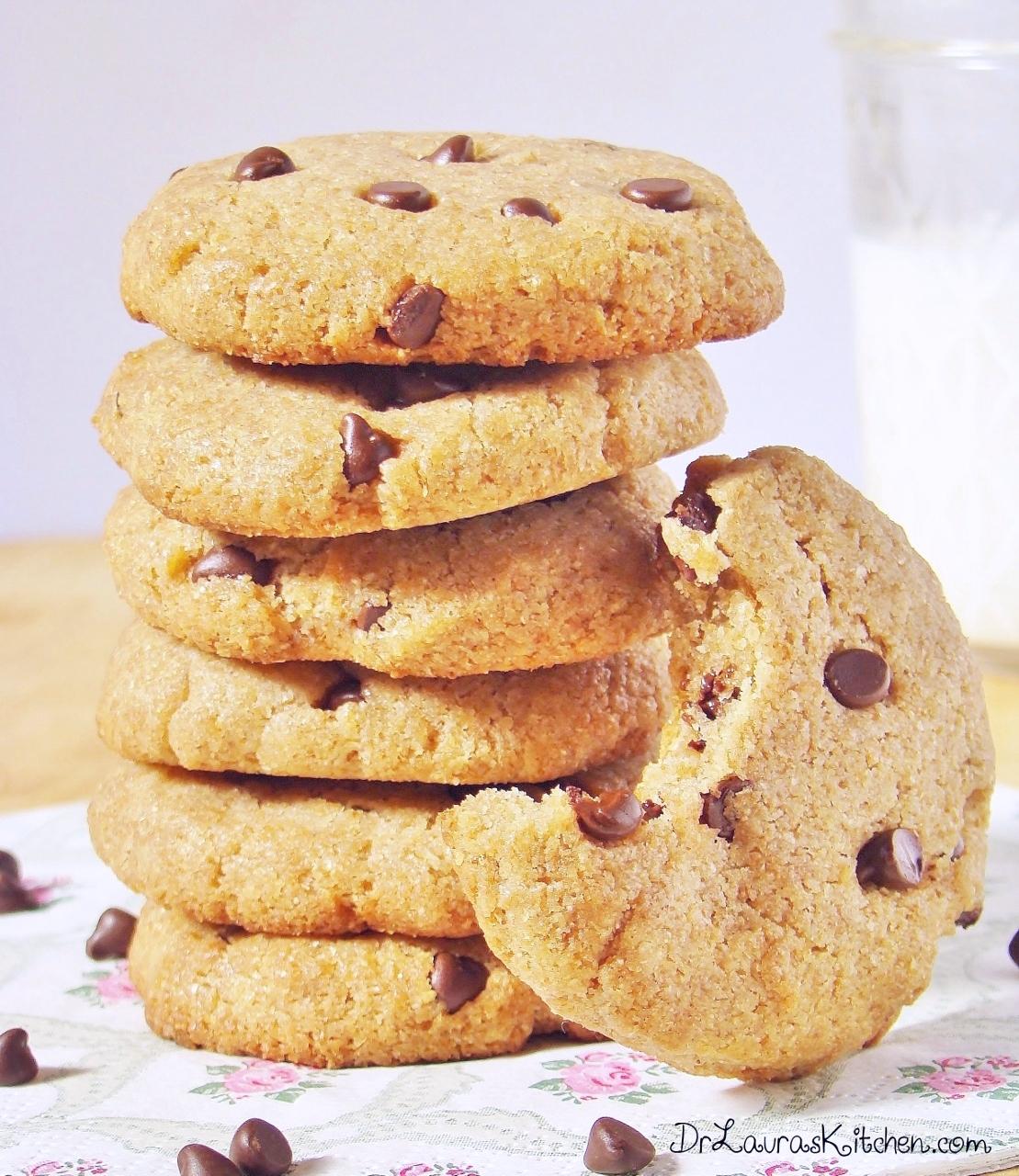 Anti Inflammatory Chocolate Chip Cookies